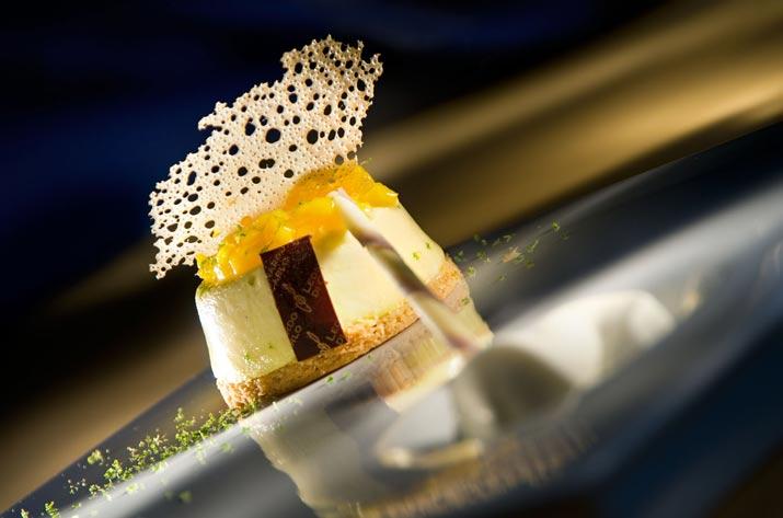Il ristorante e il suo Dessert